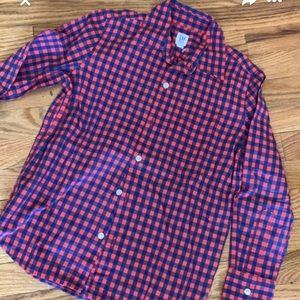 Boys Gap Shirt size M/8